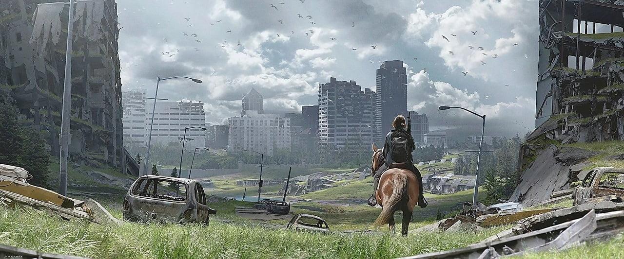 Arte conceituais The Last of Us 2 mostram mais de Ellie 2