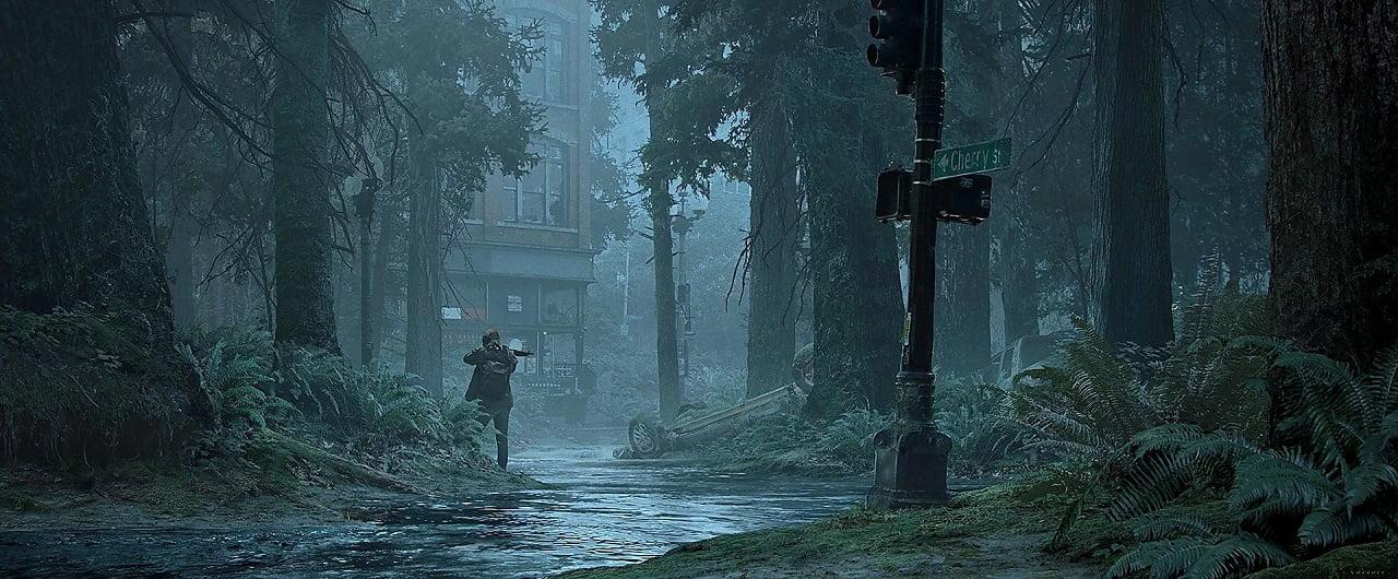 Arte conceituais The Last of Us 2 mostram mais de Ellie 3