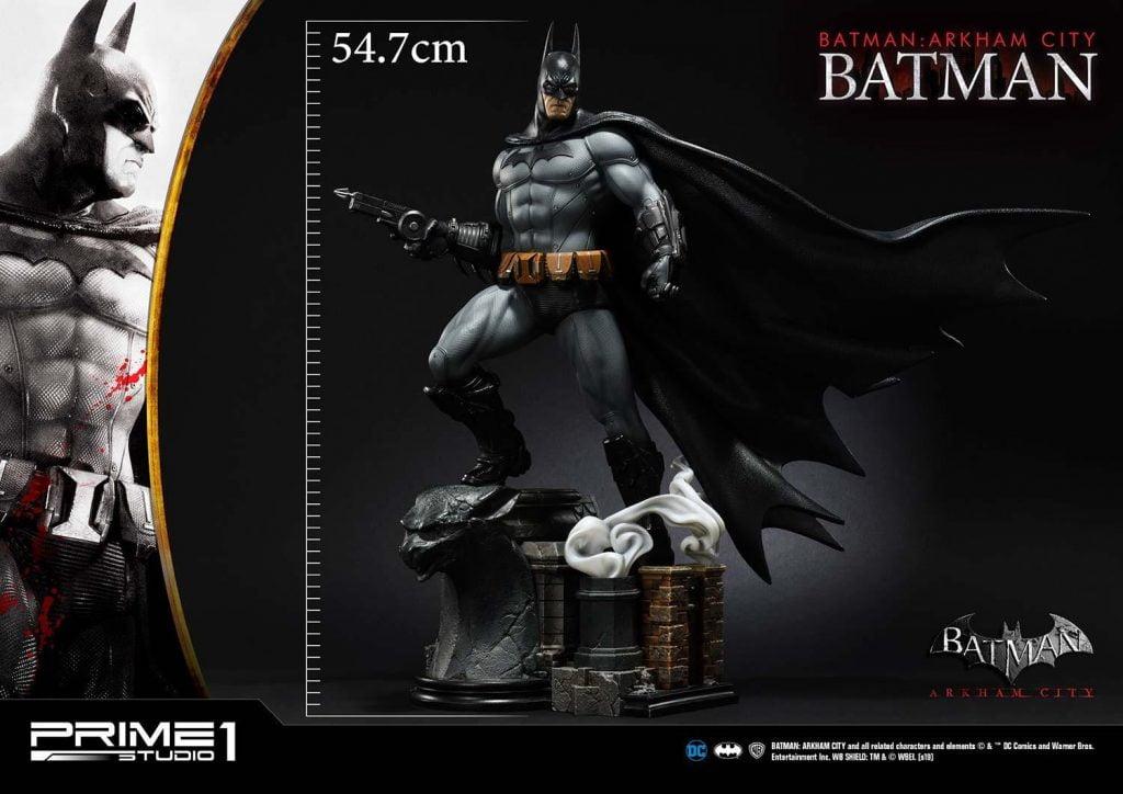 Modelo tem 54.7cm de altura (Foto: Prime 1 Studio)