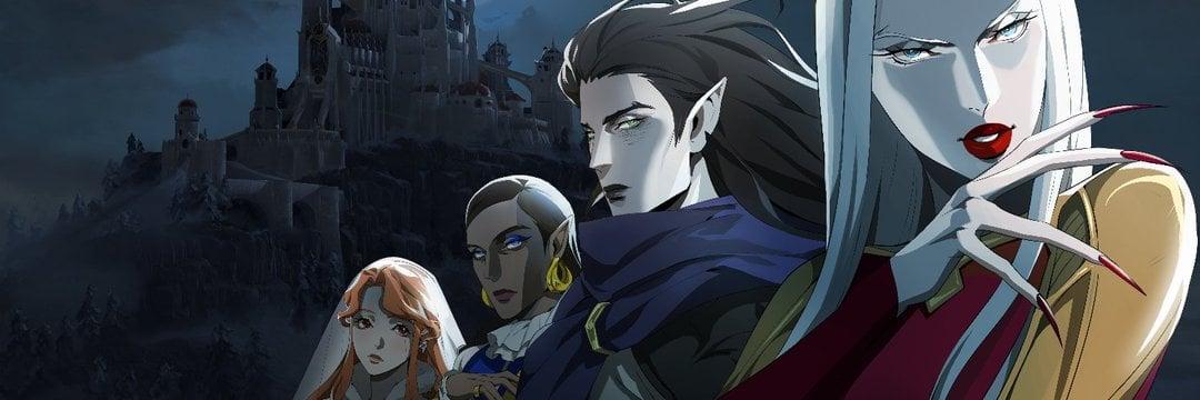 Castlevania da Netflix: imagem mostra personagens inéditos 1