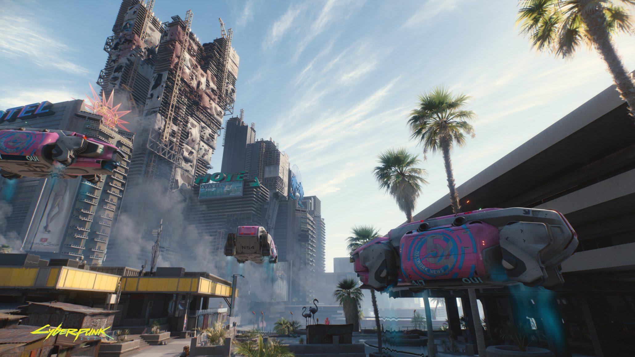 Cyberpunk 2077 ganha vídeo focado na estatueta de colecionador 1