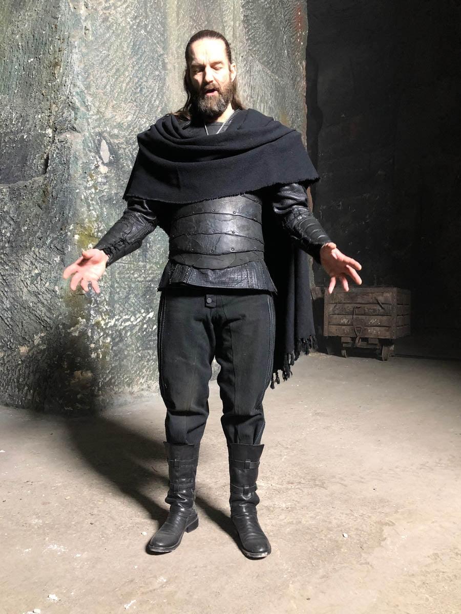 Designer de The Witcher da Netflix publica imagens inéditas da série 2