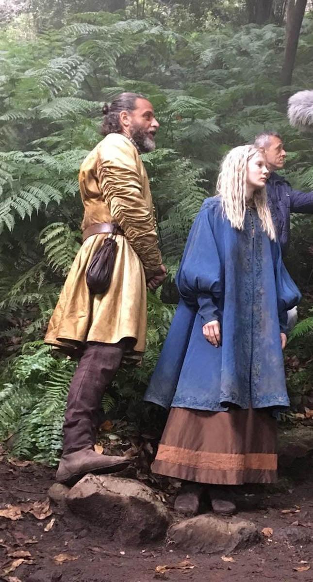 Designer de The Witcher da Netflix publica imagens inéditas da série 13