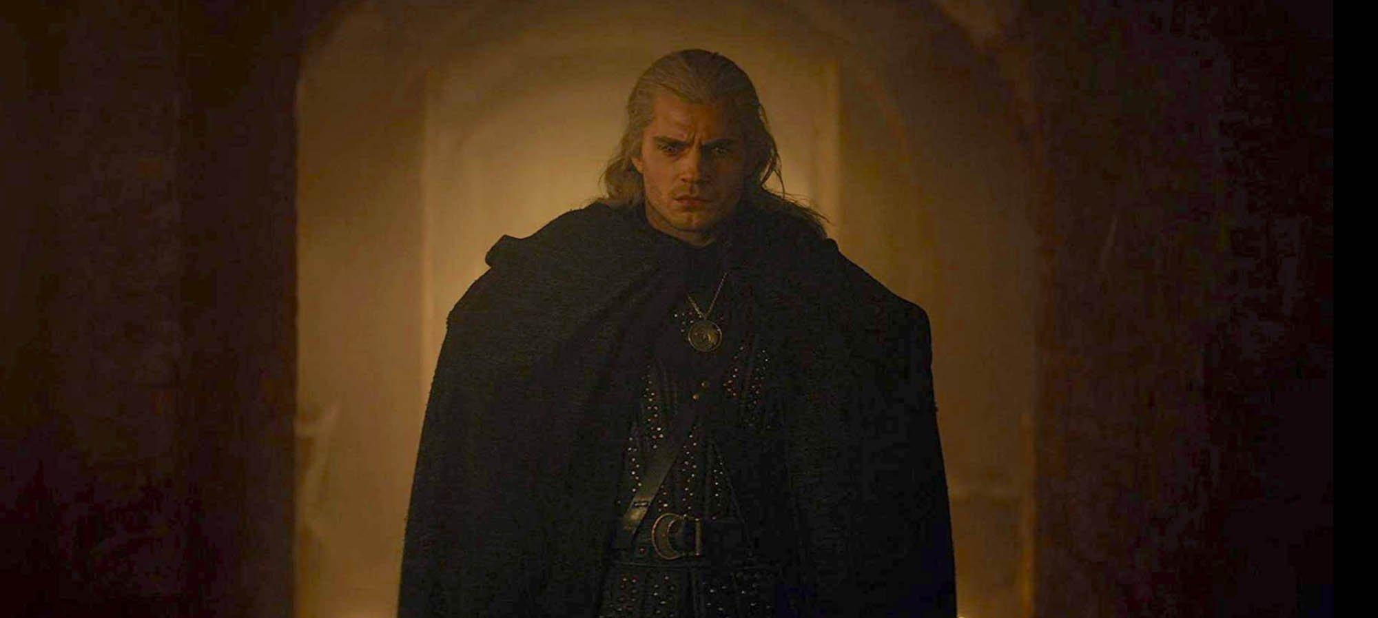 Designer de The Witcher da Netflix publica imagens inéditas da série 14