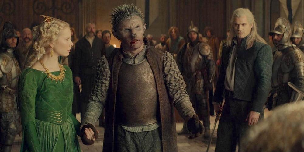 Designer de The Witcher da Netflix publica imagens inéditas da série 17