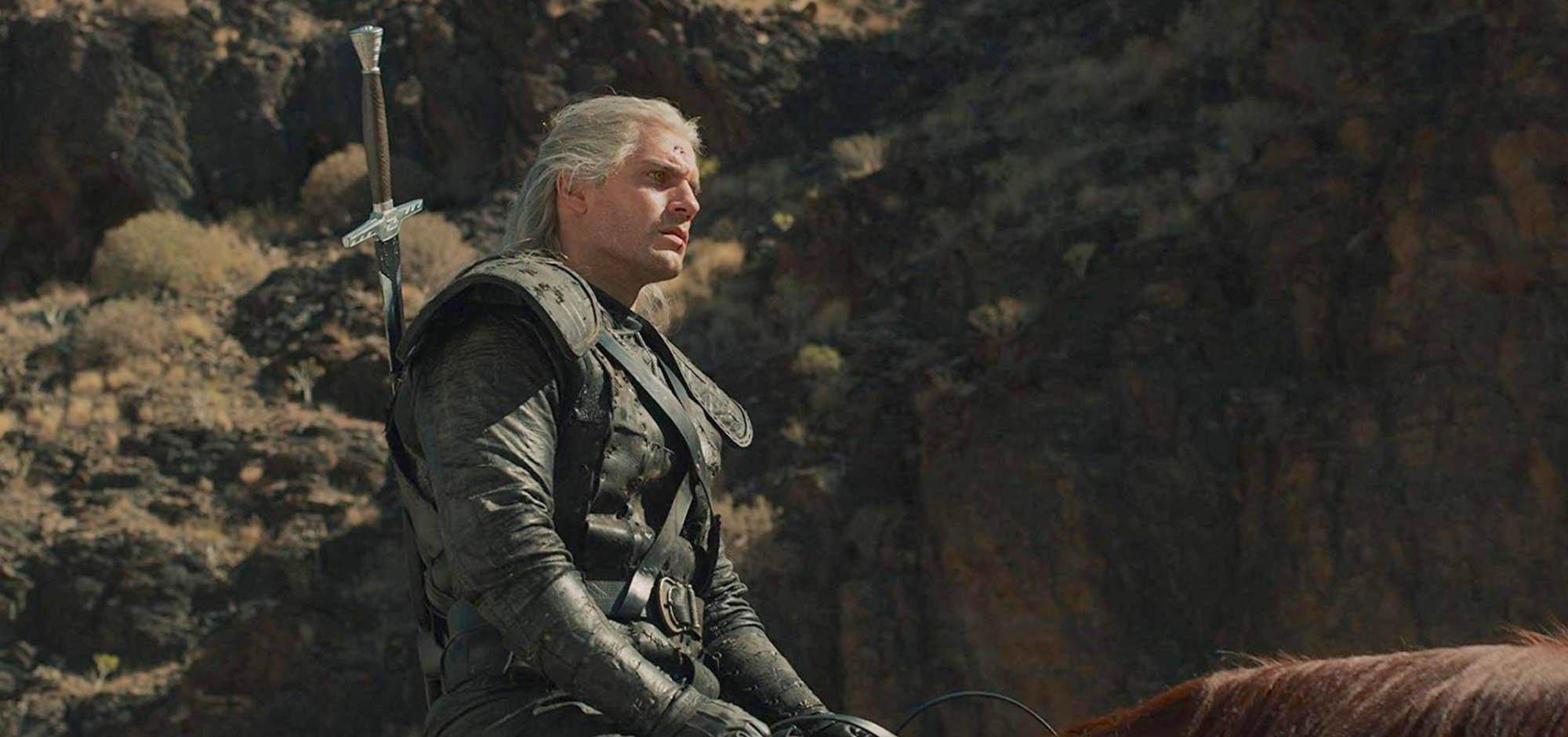 Designer de The Witcher da Netflix publica imagens inéditas da série 22