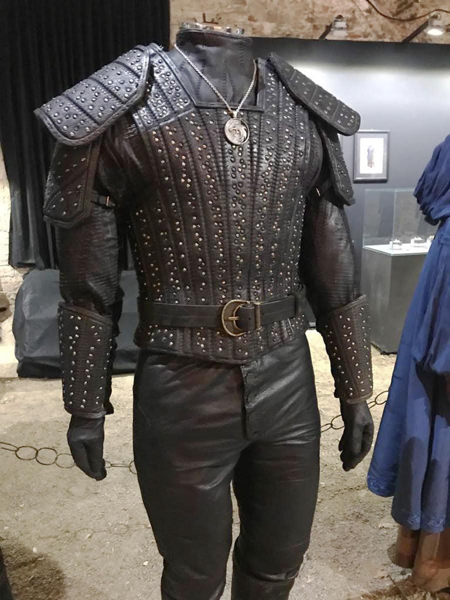 Designer de The Witcher da Netflix publica imagens inéditas da série 27