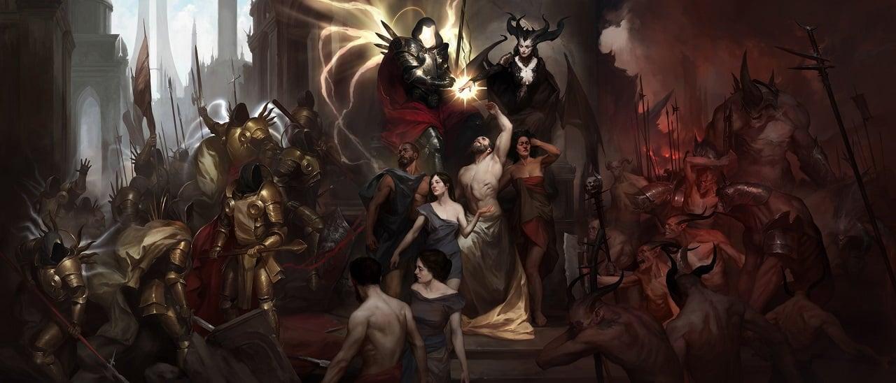 Diablo IV e Overwatch 2 ganham imagens pela Blizzard 4