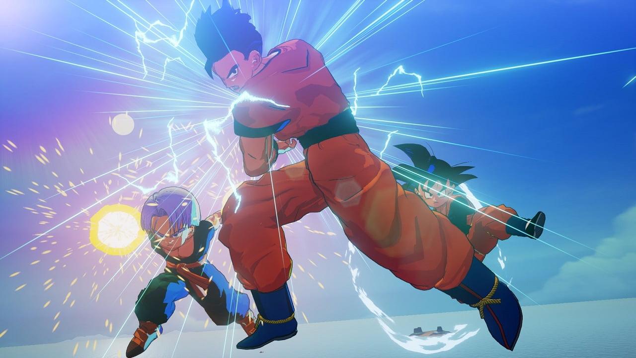 Dragon Ball Z: Kakarot ganha novas imagens de 18, Goten e Trunks 4