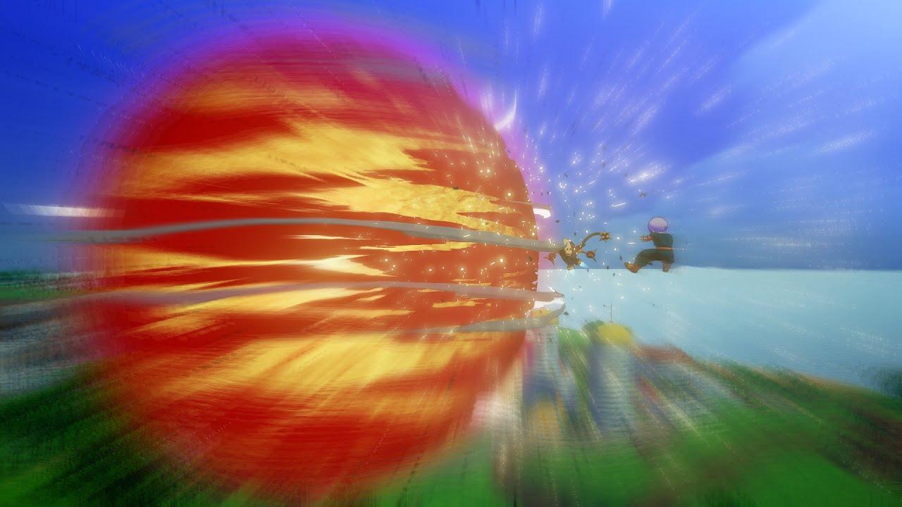 Dragon Ball Z: Kakarot ganha novas imagens de 18, Goten e Trunks 3