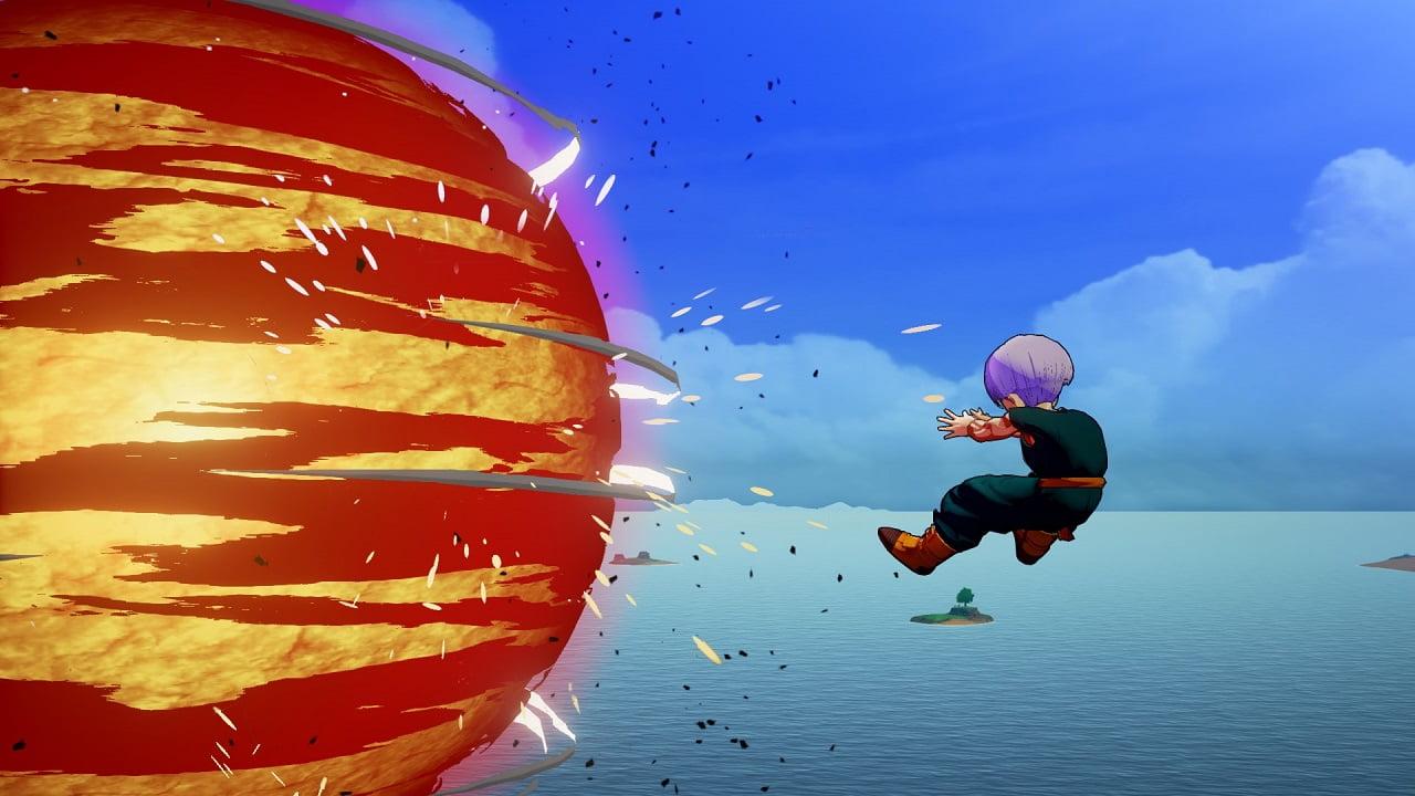 Dragon Ball Z: Kakarot ganha novas imagens de 18, Goten e Trunks 7
