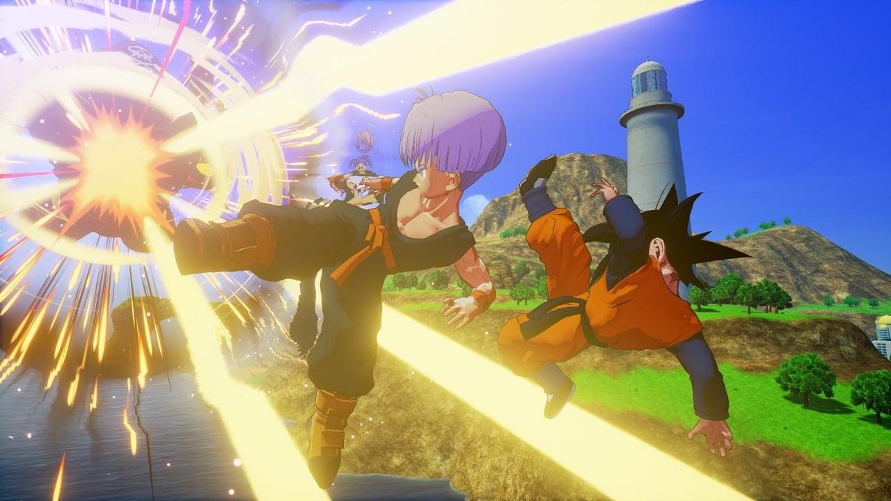 Dragon Ball Z: Kakarot ganha novas imagens de 18, Goten e Trunks 9