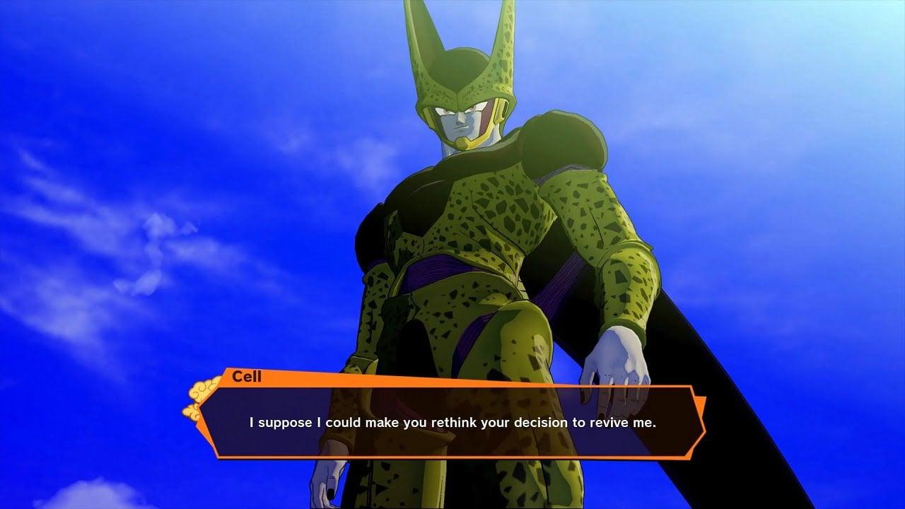 Dragon Ball Z: Kakarot ganha poster e imagens com Shenlong 4
