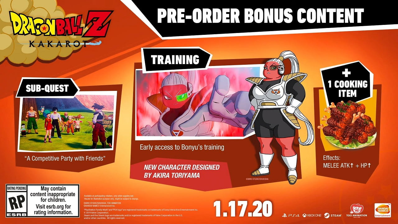 Dragon Ball Z: Kakarot terá edição com a Nuvem Voadora 1