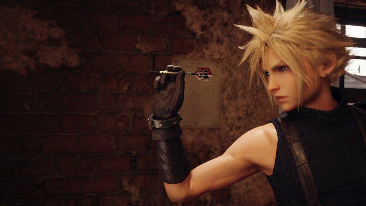 Final Fantasy VII Remake: novas imagens são lindas 7