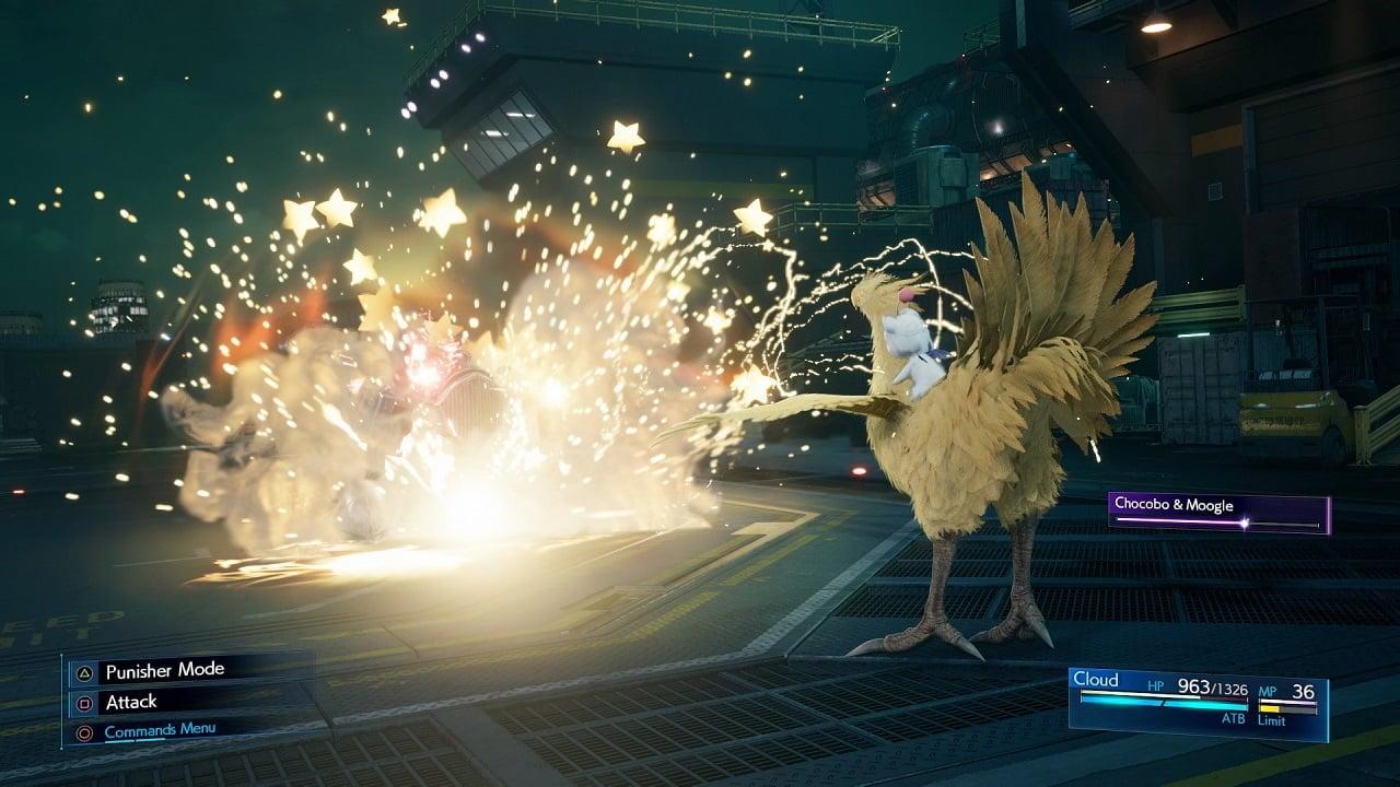 Final Fantasy VII Remake: novas imagens são lindas 4