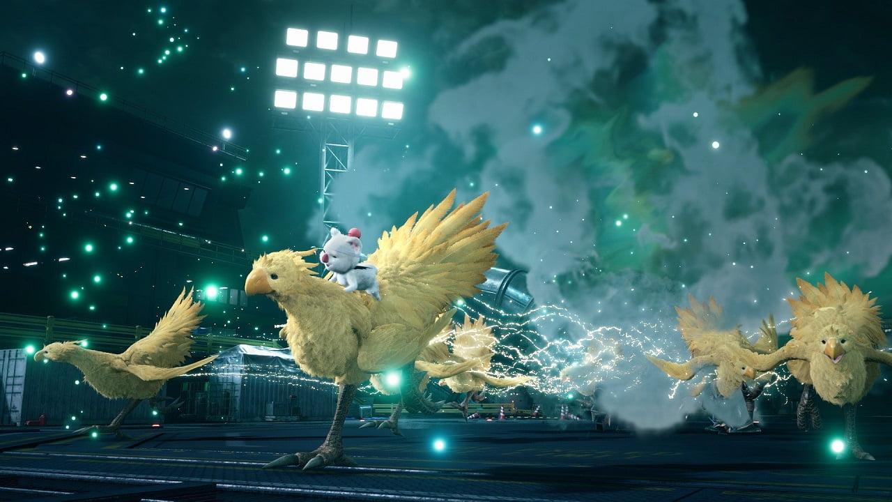 Final Fantasy VII Remake: novas imagens são lindas 5