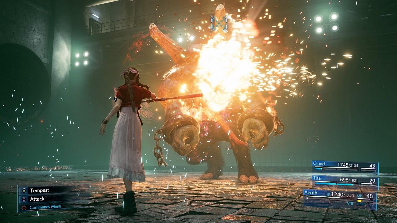 Final Fantasy VII Remake: novas imagens são lindas 11