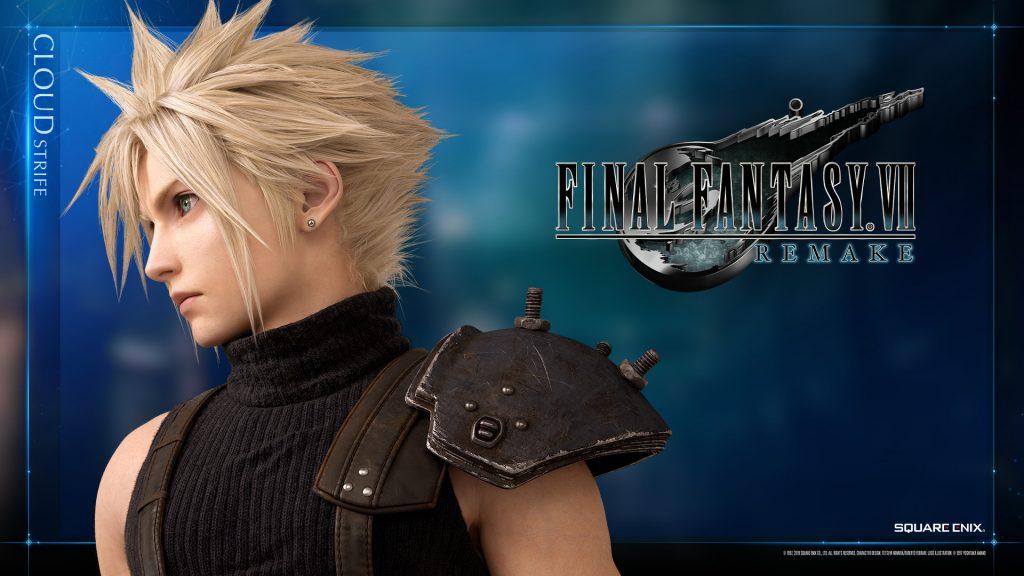 Final Fantasy VII Remake: Square disponibiliza lindo wallpaper 1