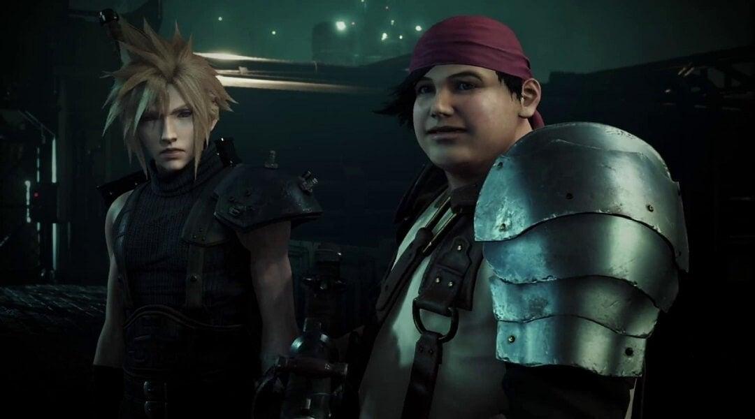 Final Fantasy VII Remake: Square revela detalhes dos personagens 5