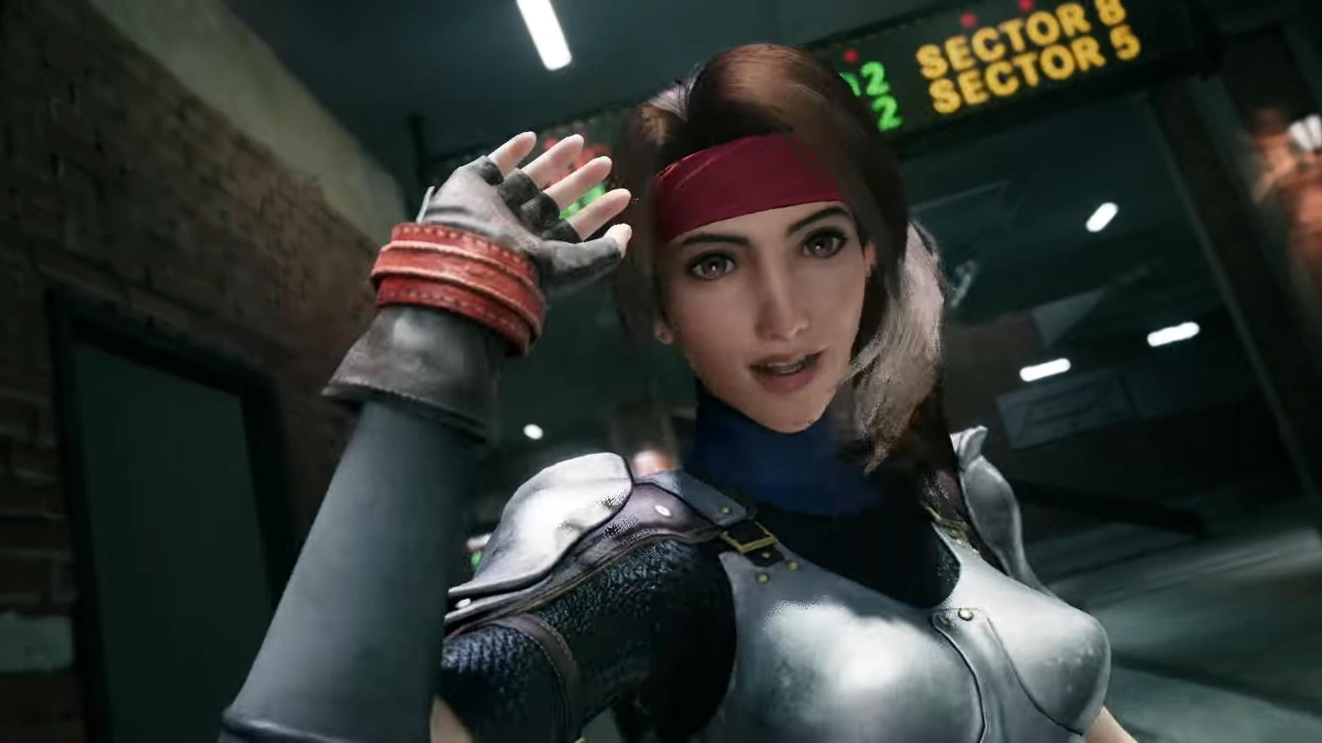 Final Fantasy VII Remake: Square revela detalhes dos personagens 6