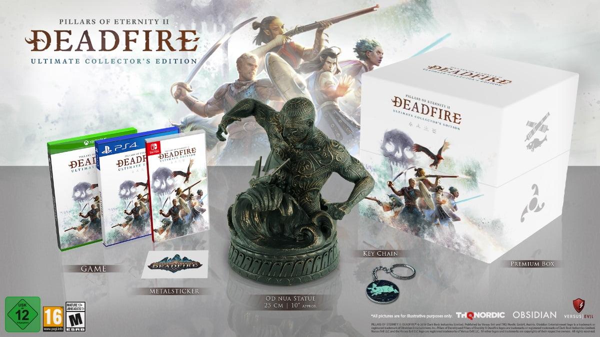Finalmente: Pillars of Eternity II: Deadfire chegará em janeiro ao PS4 1