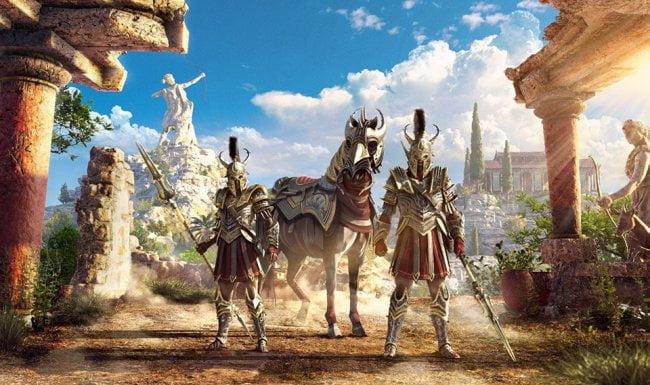 Grécia, aí vou eu! Saiba mais detalhes da Discovery Tour de Assassin's Creed Odyssey 1