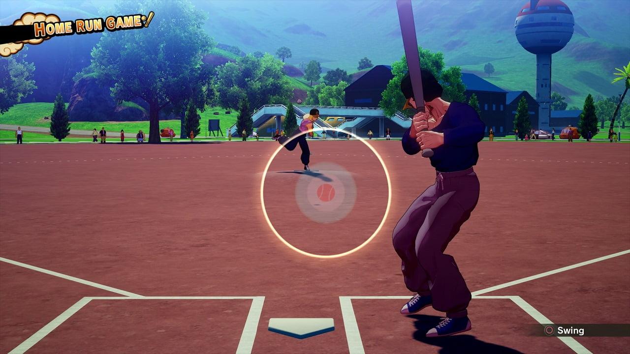 Home run, Saiyajin! Dragon Ball Z: Kakarot terá mini-game de baseball 2