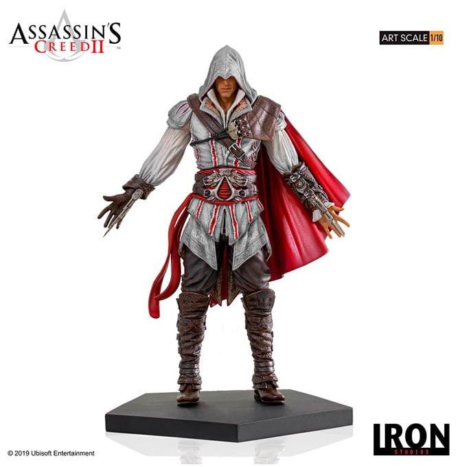 Figura possui 21cm de altura (Foto: Iron Studios)