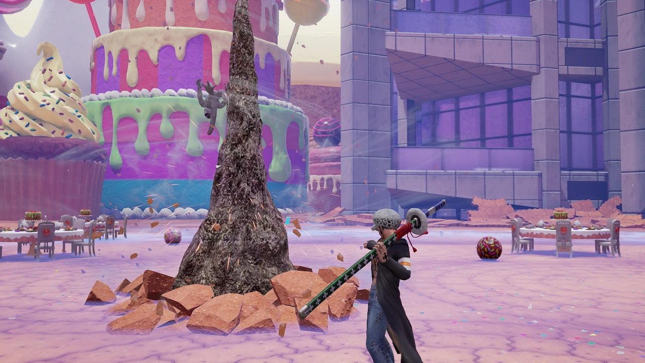 Jump Force: novas imagens do DLC Trafalgar Law 2