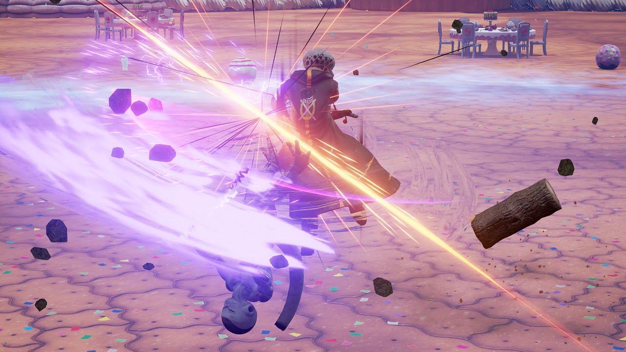 Jump Force: novas imagens do DLC Trafalgar Law 4