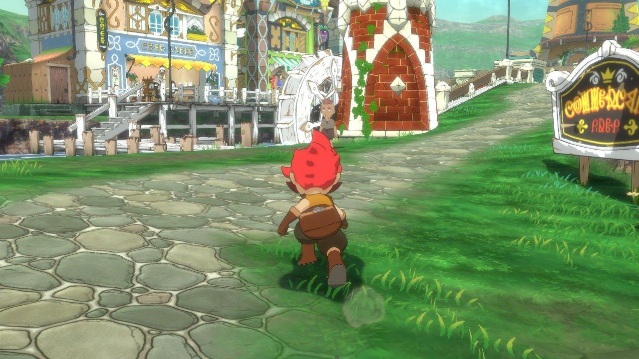 Little Town Hero chegará ao PS4 no dia 23 de abril 2