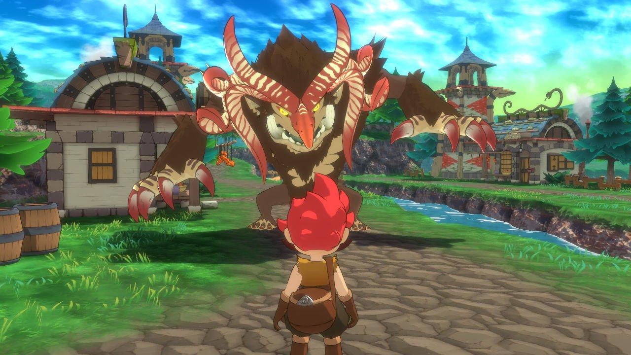 Little Town Hero chegará ao PS4 no dia 23 de abril 4
