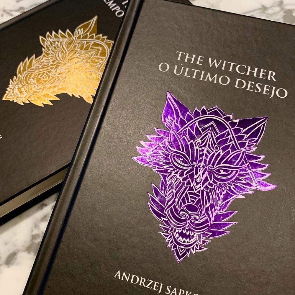 Livros de The Witcher são relançados no Brasil em capas especiais 4
