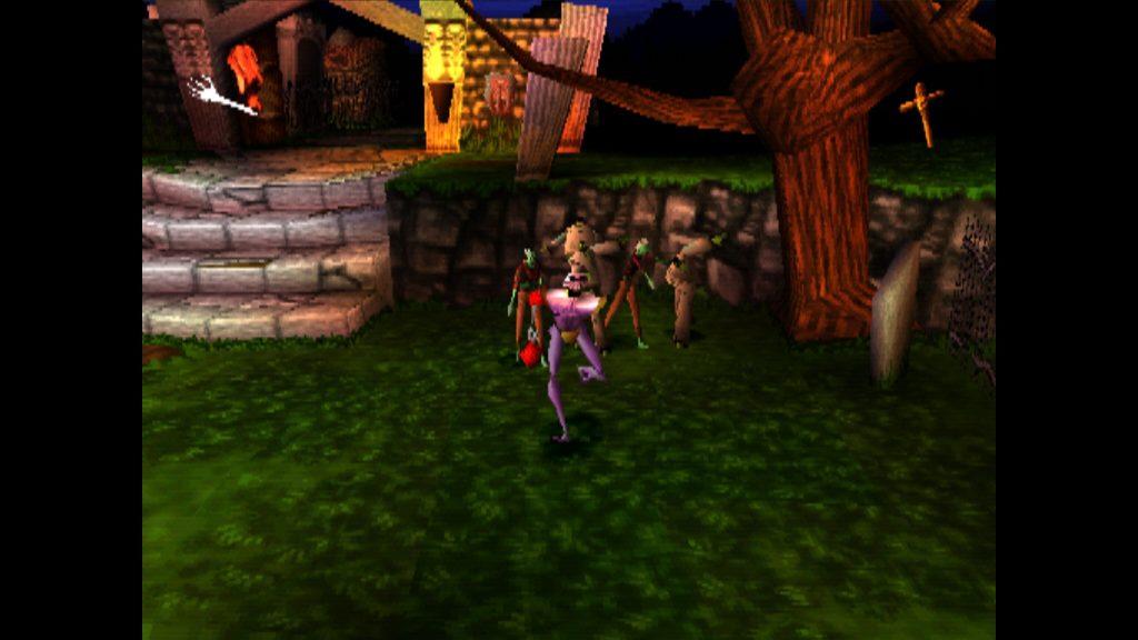 Inimigos no MediEvil original (Foto: PlayStation Blog)