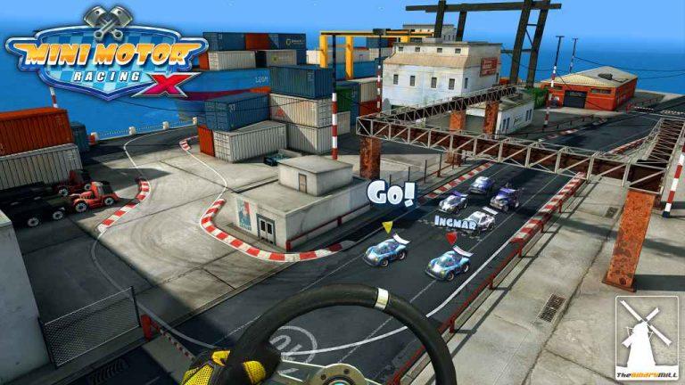 Mini Motor Racing X é anunciado para PS4 1