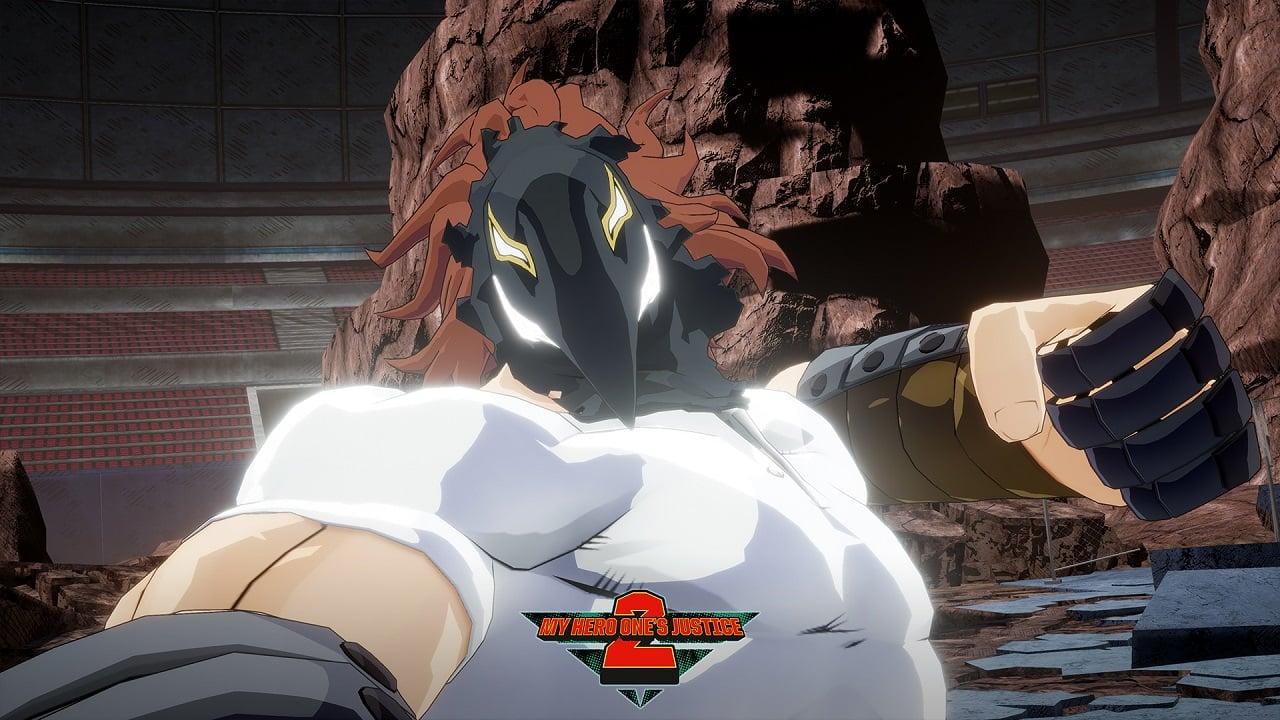 My Hero One's Justice 2 ganha imagens do lutador Kendo Rappa 2