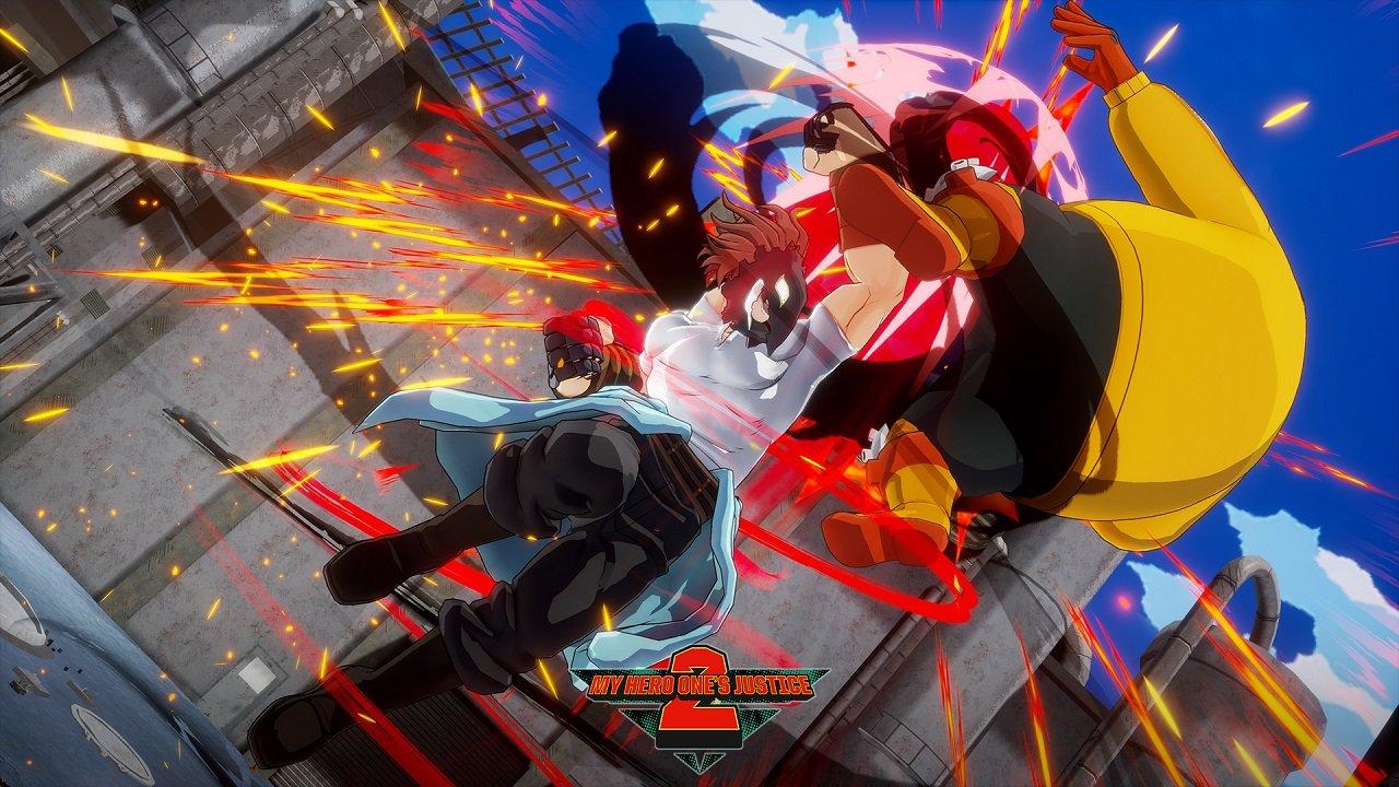 My Hero One's Justice 2 ganha imagens do lutador Kendo Rappa 1