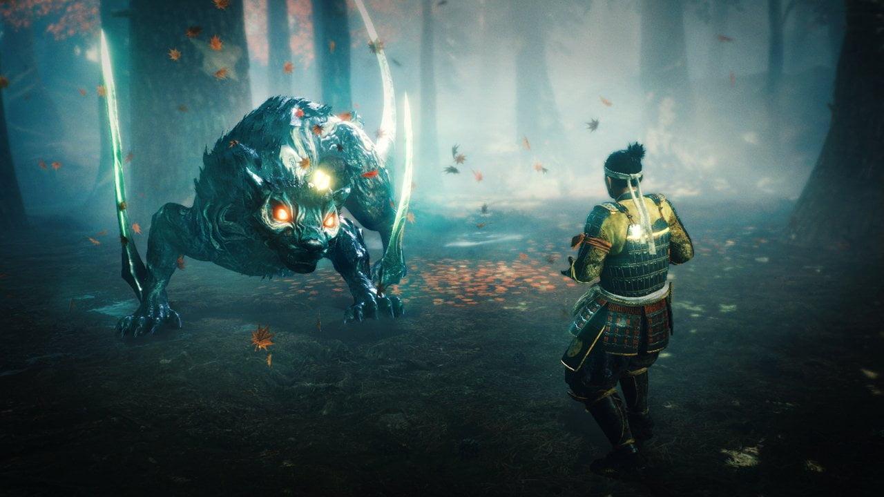 Nioh 2 ganha muitas imagens com monstros, armas e combate 2