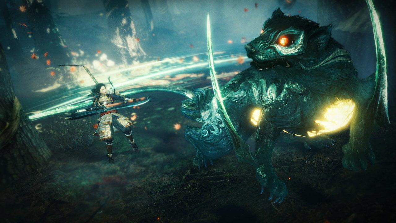 Nioh 2 ganha muitas imagens com monstros, armas e combate 11