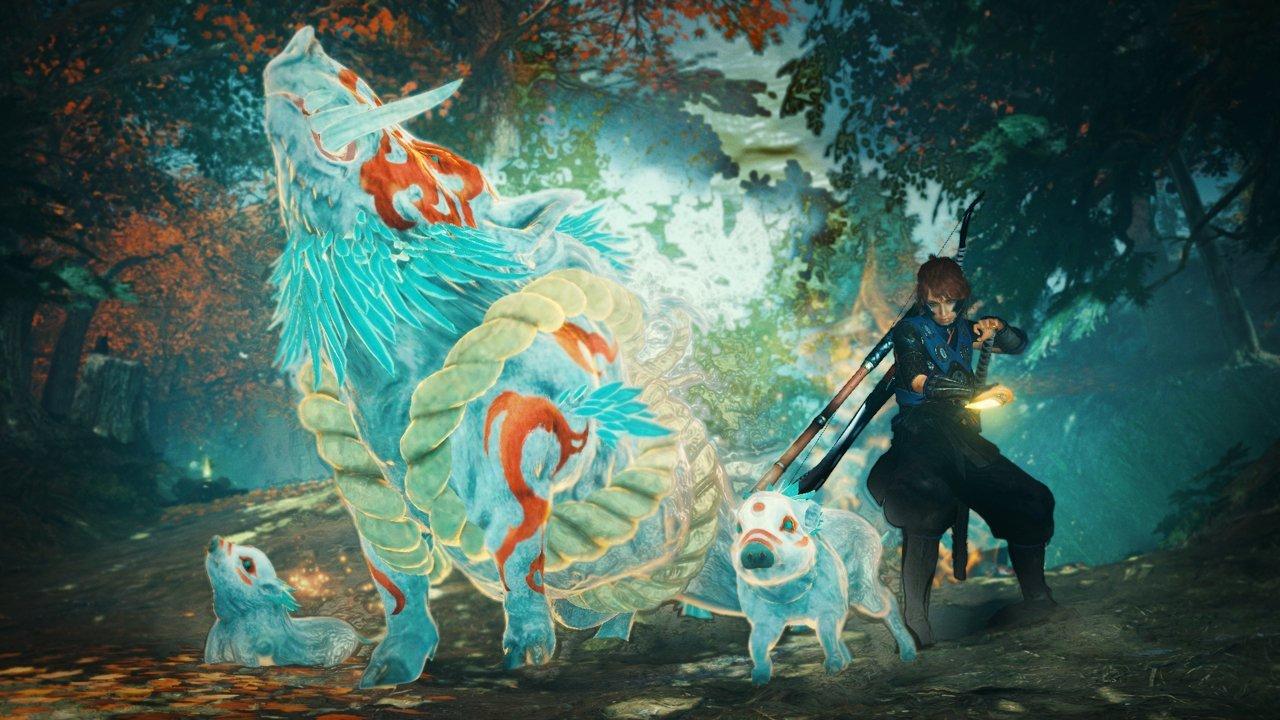 Nioh 2 ganha muitas imagens com monstros, armas e combate 18
