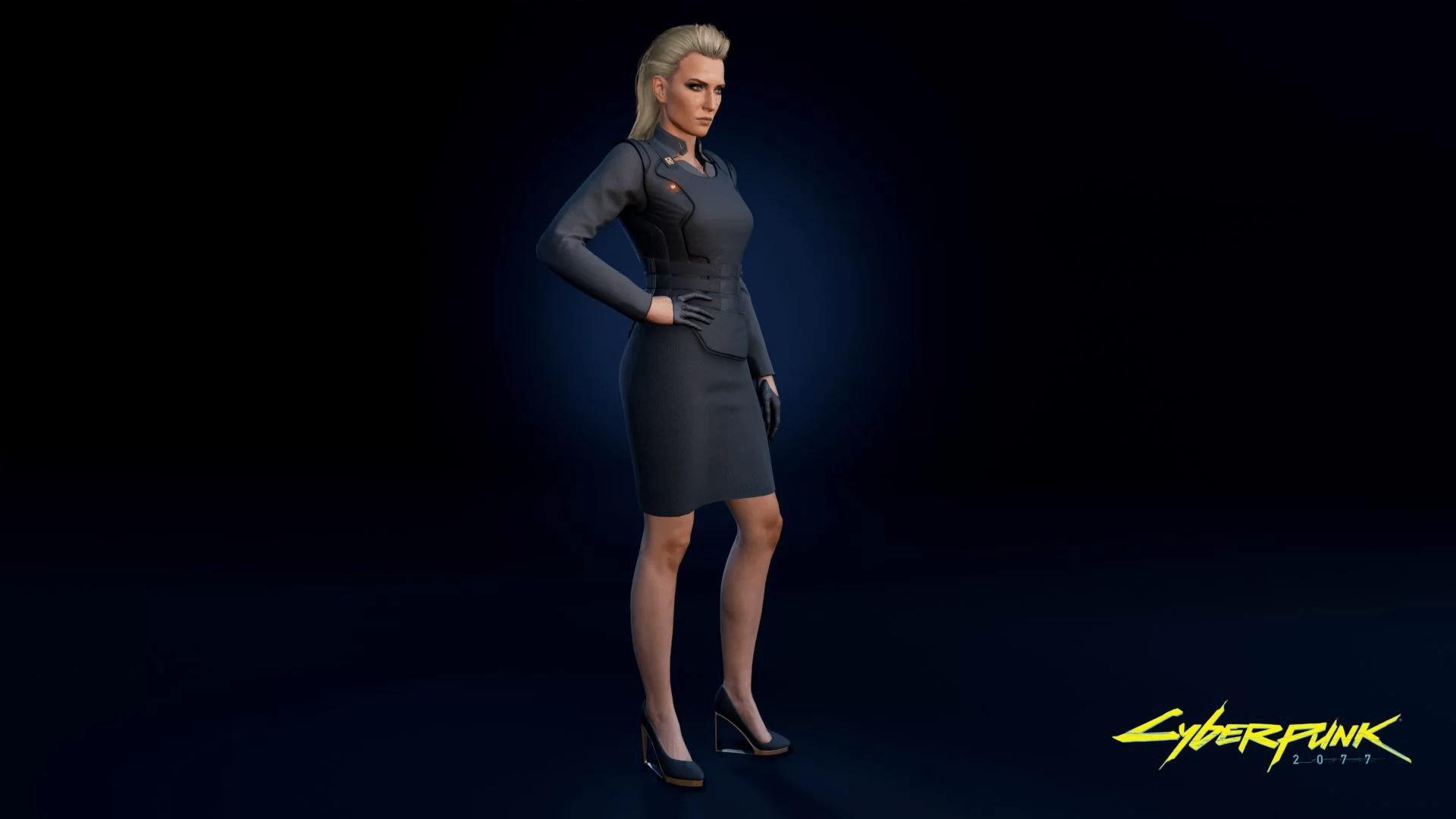 Novas imagens de Cyberpunk 2077 têm referências a The Witcher 3 1