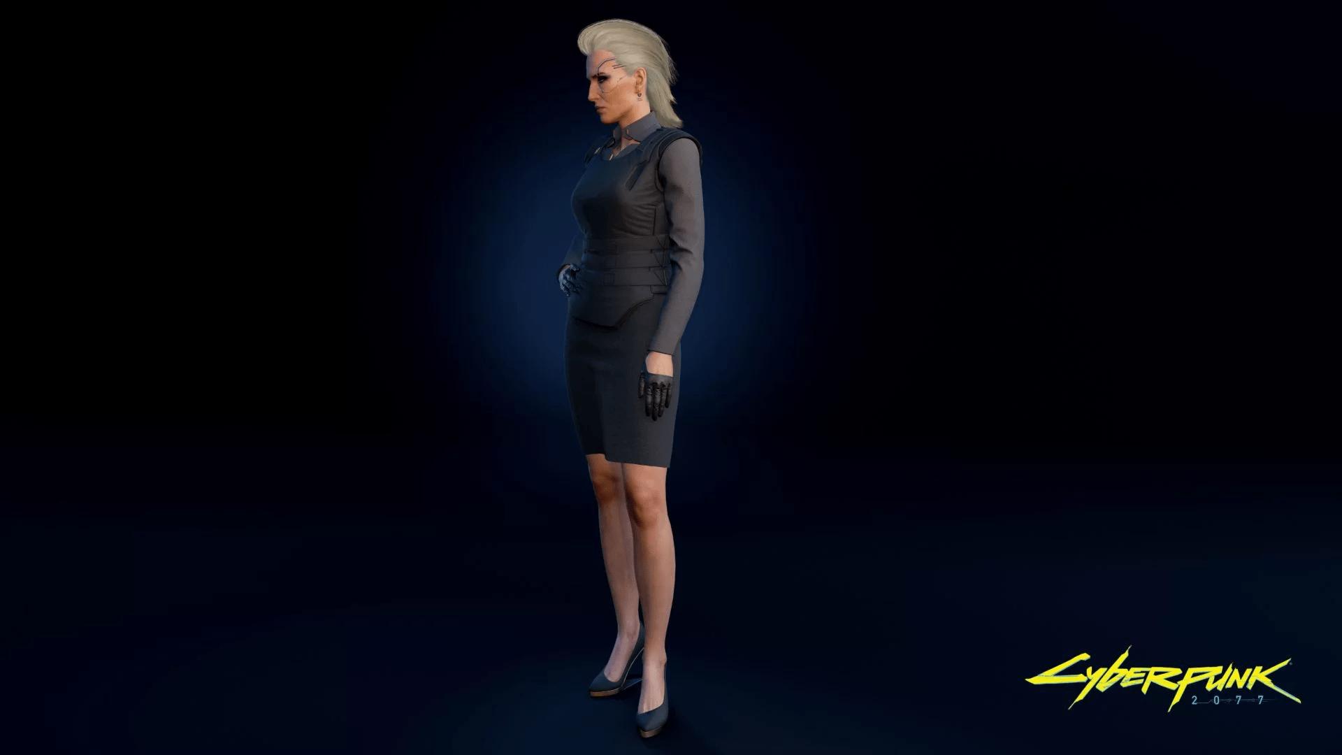 Novas imagens de Cyberpunk 2077 têm referências a The Witcher 3 2