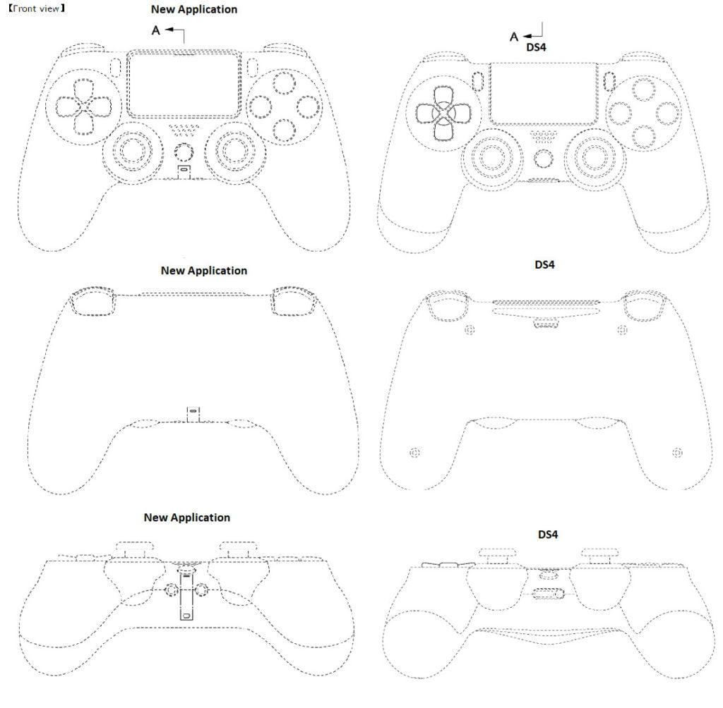Patente do DualShock 5 revela: controle sem lightbar! 1