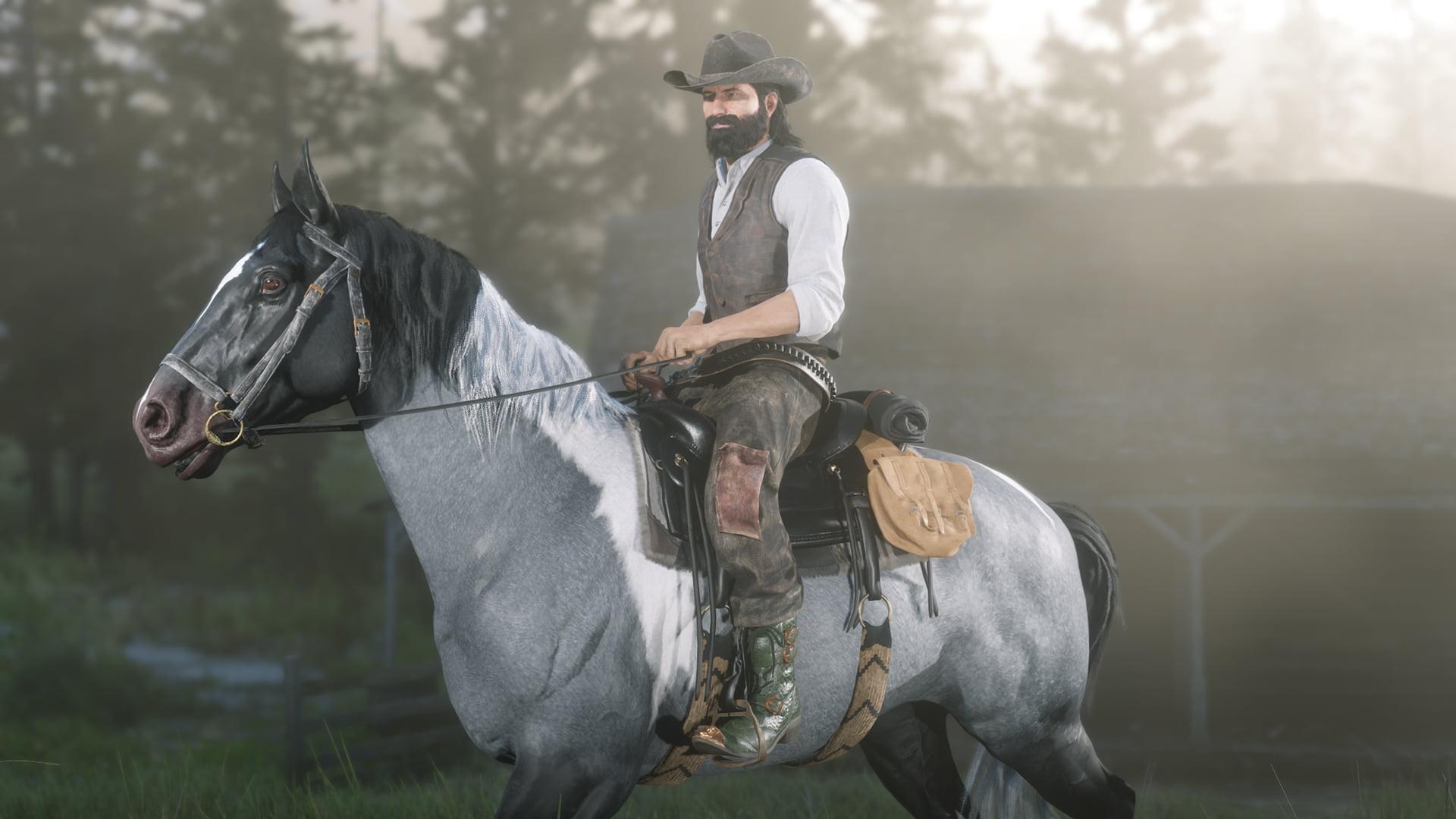 Red Dead Online ganha novas roupas e bônus da expansão 2