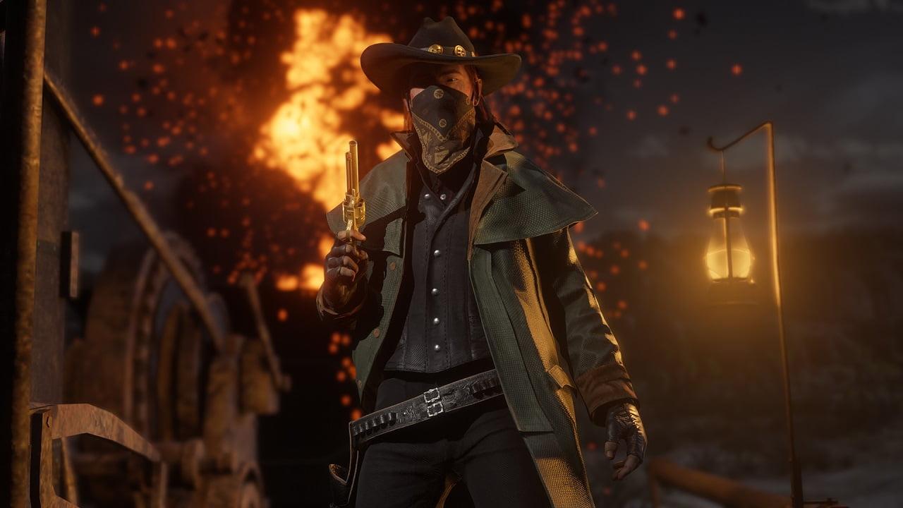 Red Dead Online ganha novo Procurado, roupas e mais 1