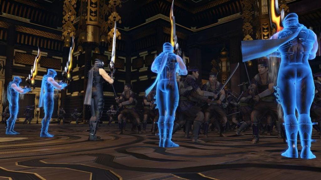 Jutsu clone das sombras! Não, pera aí... (Foto: PlayStation Blog)