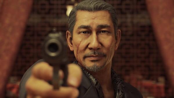 Arakawa é o antigo chefe de Kusaga (Foto: SEGA)