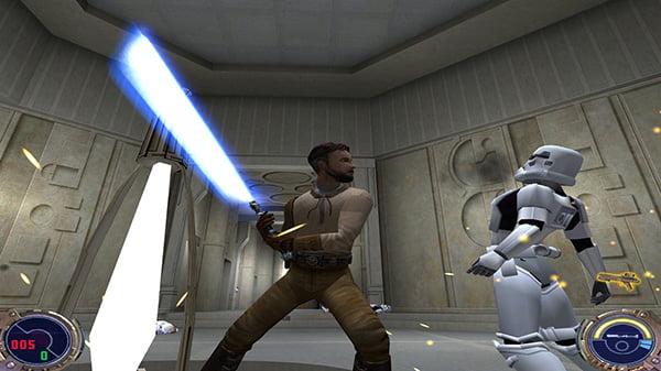 Kyle Katarn retorna com a força (Foto: Gematsu)