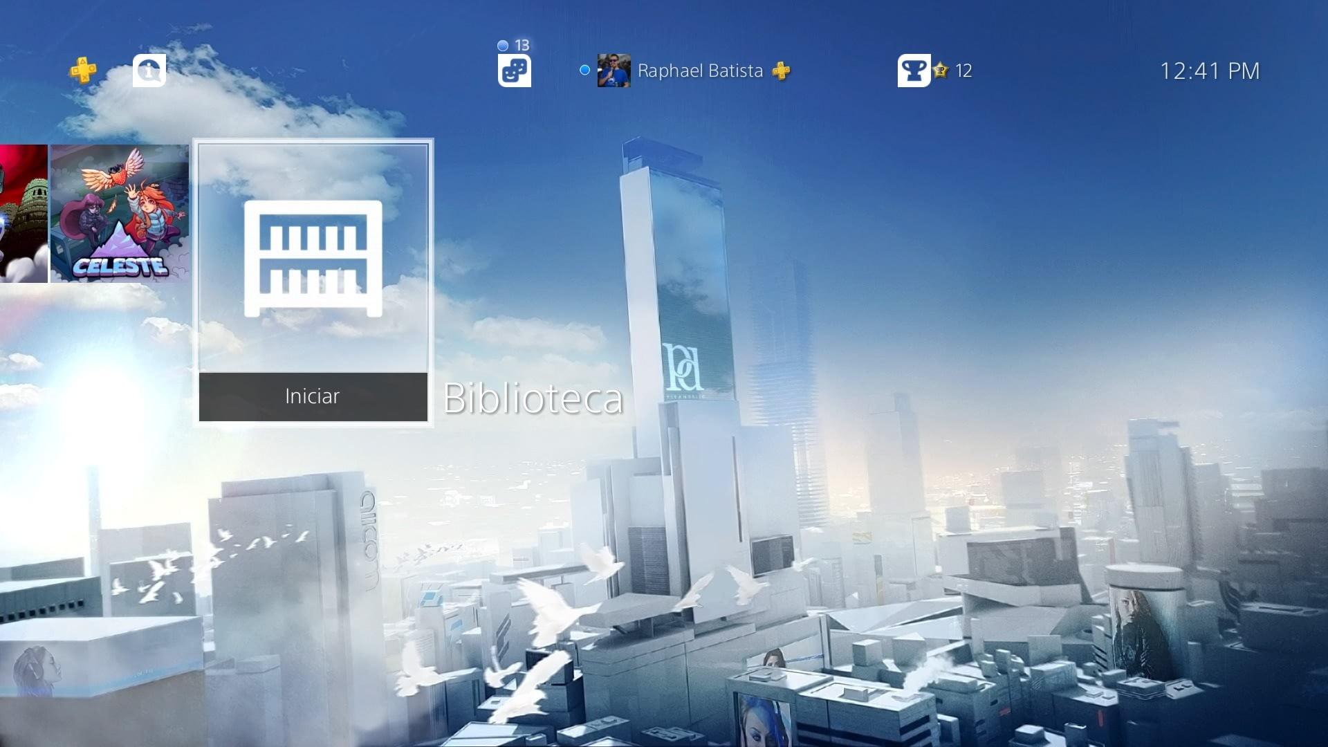 Tema gratuito de Mirror's Edge Catalyst está disponível na PS Store 1